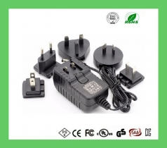UL/cUL/FCC/PSE approved ac adapter 24v500ma 1a 1.5a 2a wall mounted